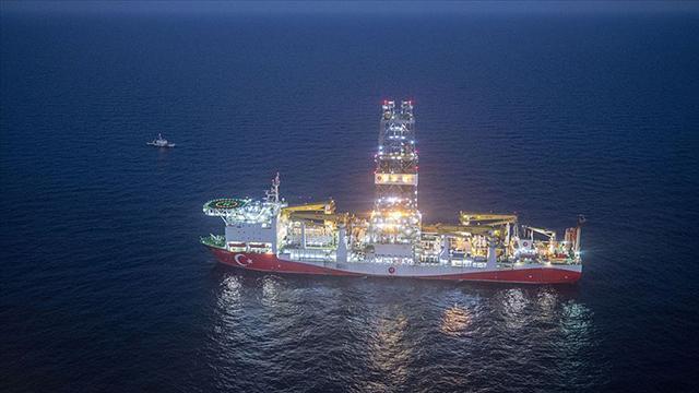 Karadenizde keşfedilen gaz Filyosta karaya çıkarılacak