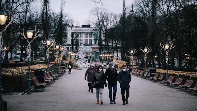 Mutasyona uğrayan virüs Finlandiya ve Norveçte de görüldü