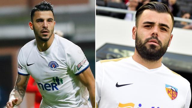 Galatasarayda hedef Aytaç Kara ve Hasan Hüseyin Acar
