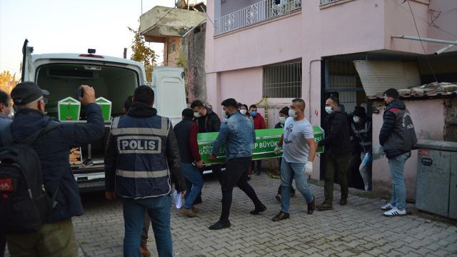 Gaziantepte bir kişi rehin aldığı annesini öldürdü