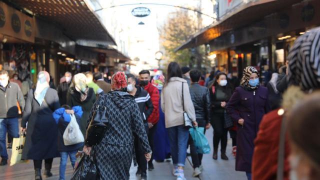 Türkiyenin salgınla mücadelesinde son 24 saat