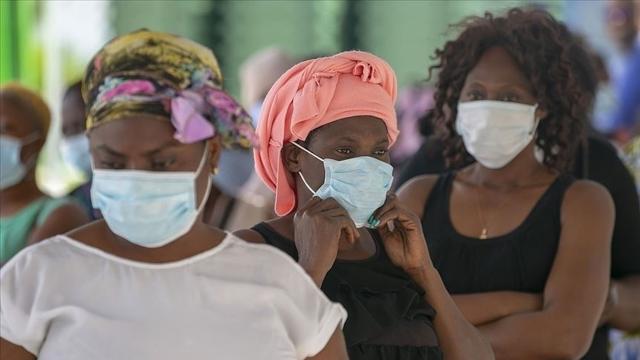 Güney Afrika Cumhuriyetinde vaka sayısı 1 milyonu geçti