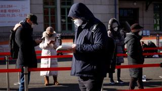 Güney Kore'de tedbirlerin süresi uzatıldı