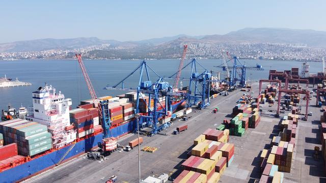 Doğu Karadenizden geçen yıl 1,3 milyar dolarlık ihracat