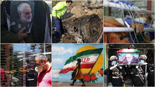İran için 2020 suikast, yaptırım ve COVID-19 gölgesinde kabus gibi bir yıl oldu