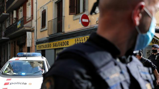 İspanyada Neonazi örgütleriyle bağlantılı çeteye operasyon