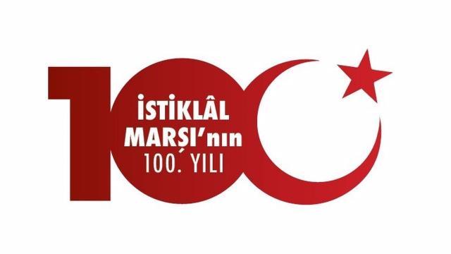 Türkiye Yazarlar Birliğinin İstiklal Marşının 100. Yılı logosu belli oldu