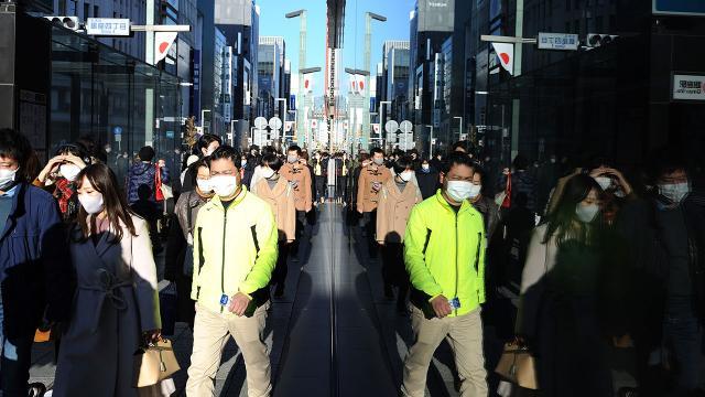 Japonya ikinci parti aşılarına kavuştu