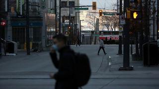 Kanada'da can kaybı 19 bini aştı