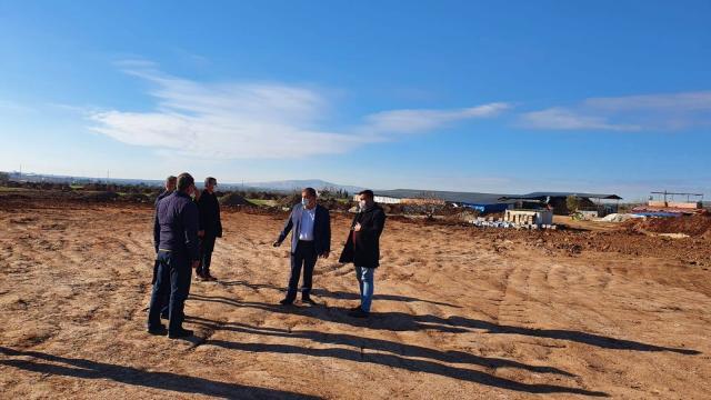 Başkan Ramazandan Mehmet Abdi Bulut mahallesine ziyaret