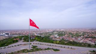 Konya'da temiz hava çalışmaları sürüyor