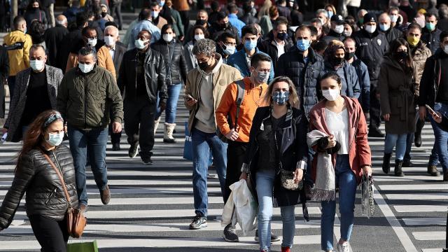 1 Ocak koronavirüs tablosu açıklandı… Bugünkü vaka sayısı…