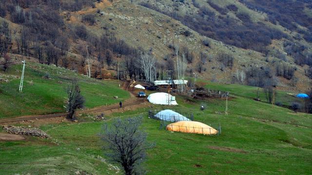 Muşta köylerin altyapısına 45 milyon 500 bin lira harcandı