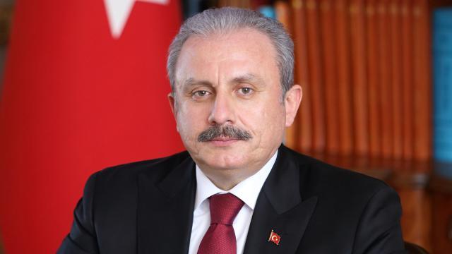 TBMM Başkanı Şentop: PKKya ve bütün iş birlikçilerine binlerce kez lanet