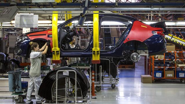 Türkiyede araçların yüzde 39u Kocaelide üretiliyor