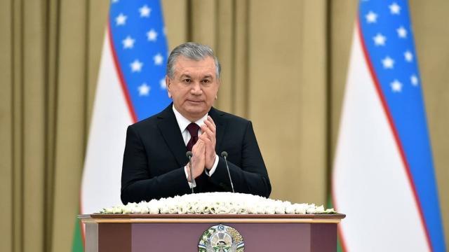 Özbekistan Cumhurbaşkanı Mirziyoyev Orta Asyada iş birliği çağrısı yaptı