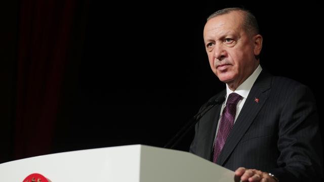 Cumhurbaşkanı Erdoğan: 4 bin 440 eseri ait olduğu topraklara kavuşturduk