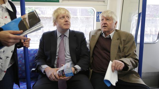 İngiltere Başbakanı Johnsonın babası Fransız vatandaşlığına başvurdu