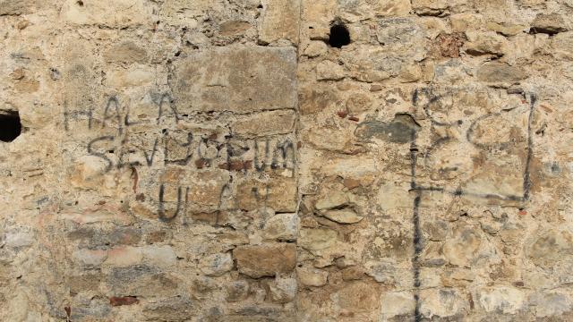 Sinopta tarihi surlara saygısızlık