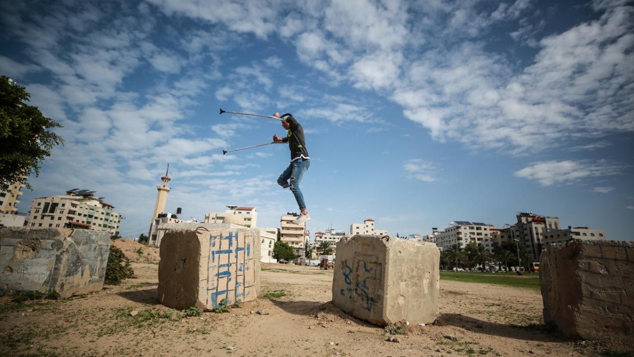 İsrail, yaşama sevincimi öldürmeye çalıştı