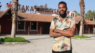 Aaron Boupendza Hatayspor'da kaldı