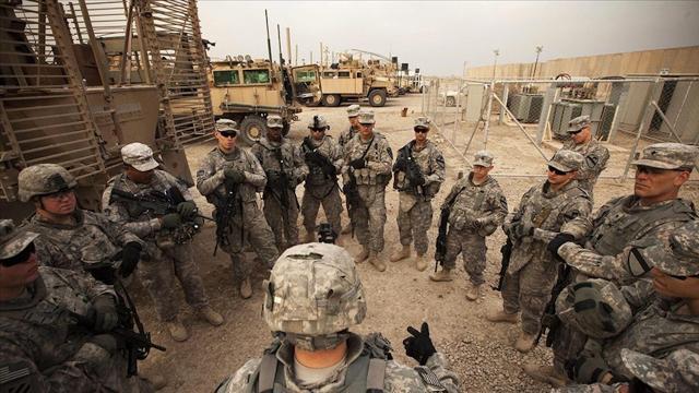 Iraktaki İrana yakın cepheden çağrı: ABD askerleri ülkeden çıkarılsın