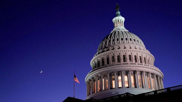 ABD Kongresinin 117. dönemi başladı