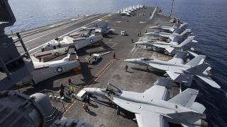 Çin'de ABD uçak gemilerine yönelik casusluk suçlaması