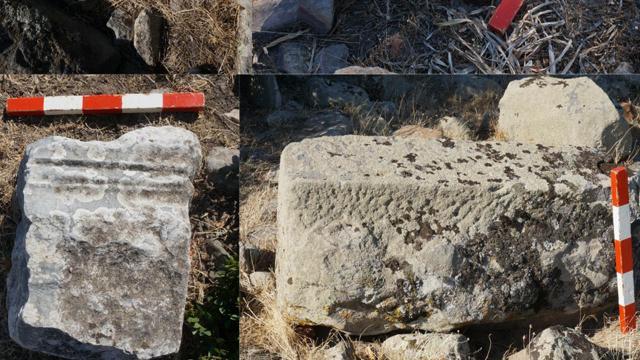Urlada 2 bin 500 yıllık Afrodit Tapınağı kalıntıları bulundu
