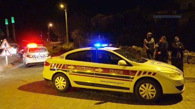 Aksarayda kaza: 2 kişi yaralandı, 21 koyun telef oldu