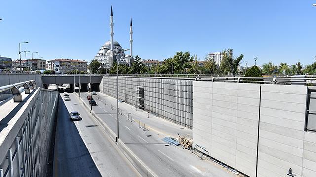 Ankaranın üst geçit ve köprüleri yenilenecek