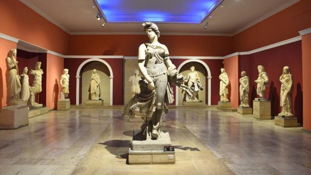 Antalya Müzesinde kayıp eser ve güvenlik açığı soruşturması