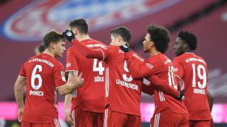 Bayern Münih'ten 5 gollü galibiyet