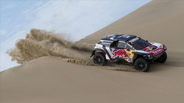 Dakar Rallisinde heyecan başlıyor