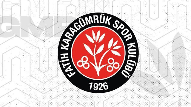 Fatih Karagümrükten Beşiktaşa teşekkür