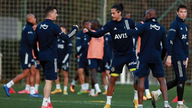 Fenerbahçede testler negatif
