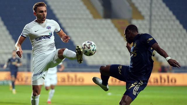 Kasımpaşada 3, Fenerbahçede 4 değişiklik