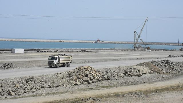 Filyos Limanı yeni enerji üssü olacak