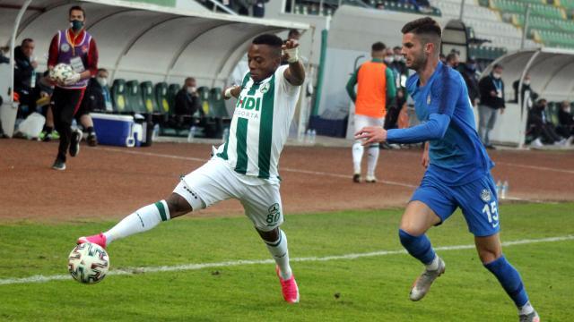 Giresunspor, TFF 1. Ligde ilk yarıyı lider tamamladı