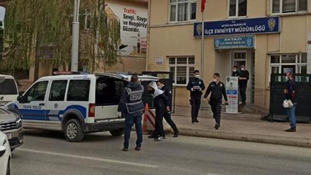 Kiraladığı fabrikada uyuşturucu ticareti yapan kişi tutuklandı