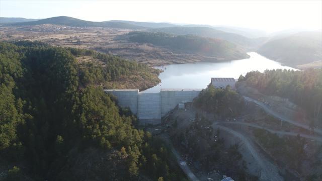 Hasanlı Göleti ile 10 bin 630 dekar tarım arazisi suya kavuşacak