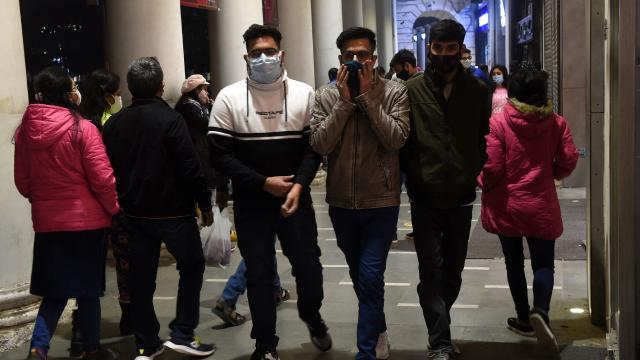Hindistan ve Güney Korede vaka da can kaybı da artıyor