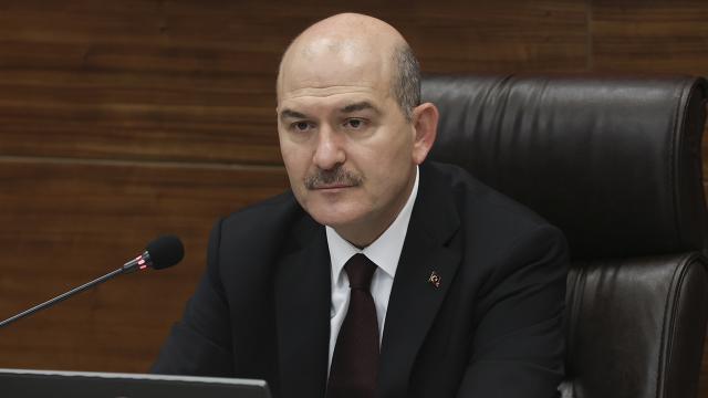 İçişleri Bakanı Soylu: 2020 yılında terör örgütüne 52 kişi katıldı