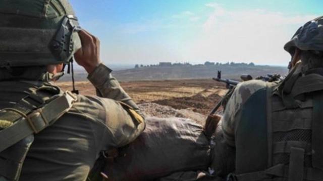 İkna edilen PKKlı terörist teslim oldu