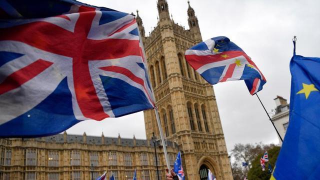 İngilterenin ABden ayrılığı resmen tamamlandı