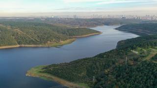 İstanbul'un barajlarındaki su miktarı kritik seviyede