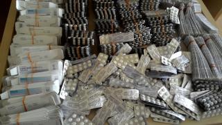 Başkentte 14 bin kutu kaçak ilaç ele geçirildi: 51 gözaltı
