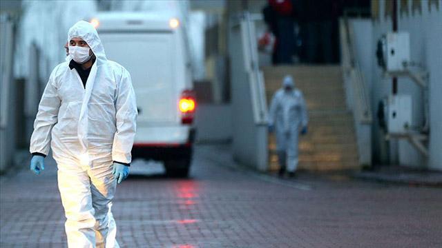 Meksikada son 24 saatte koronavirüsten 1065 ölüm