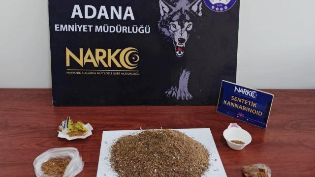 Adanada uyuşturucu operasyonlarında yakalanan 19 şüpheli tutuklandı