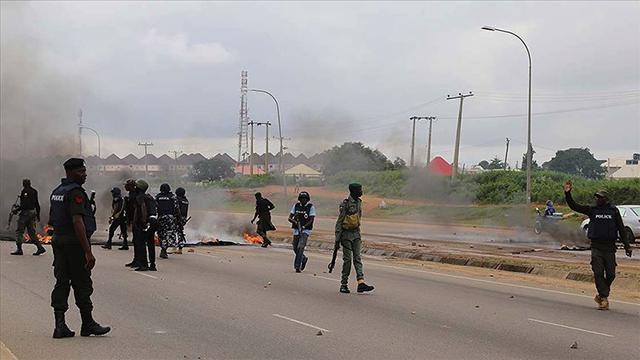 Nijerde terör saldırısı: 70 ölü